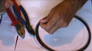 Как сделать самому поводок на щуку