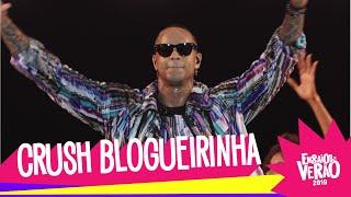 Crush Blogueirinha   Léo Santana   Ensaios De Verão   Baile Da Santinha