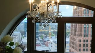 Penthouse atop Book Cadillac in Downtown Detroit hits market at $4.9 million