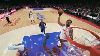 NBA MONSTROUS Alley Oop Dunks of 2014-2015!