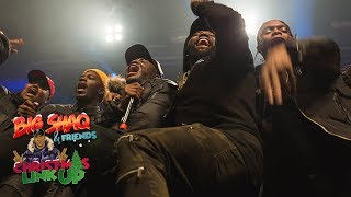 Big Shaq Performs On Stage w/ Stormzy, Lethal Bizzle, Krept & Konan & MORE | BIG SHAQ AND FRIENDS - dooclip.me
