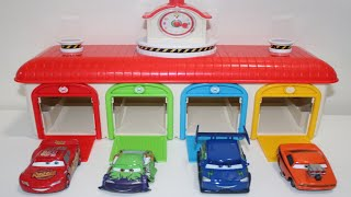 Disney Cars Garage Learns Colors Nursery Rhymes for Toddler