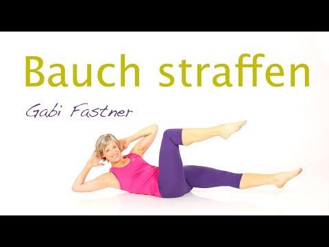 12 min. Bauch-Training ohne Geräte