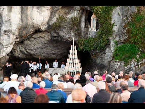 Chapelet à la Grotte le 7 octobre à 18h30