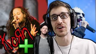 """Hip Hop Head Reacts to """"A Different World"""" by KORN feat. COREY TAYLOR"""