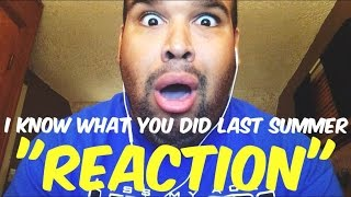 Shawn Mendes & Camila Cabello - I Know What You Did Last Summer [REACTION]