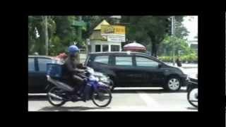 "John Foxx & Louis Gordon ""Running in Traffic"""