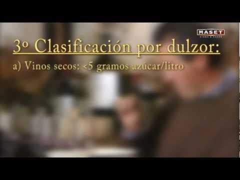 1 - Definición del vino y tipos de vino