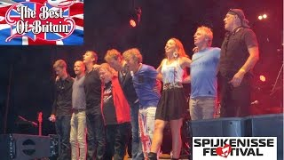 Spijkenisse Festival - The Best of Britain (27-08-2016)