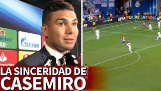 Real Madrid 2-4 Atlético | La aplastante sinceridad de Casemiro tras perder la Supercopa | Diario AS