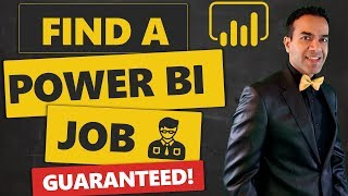 How to Find a Power BI Job (Guaranteed!) in 3 Genuine Steps 🤝🏼