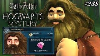 Mein NEUER Freund HAGRID! ☺️ | Harry Potter: Hogwarts Mystery #238