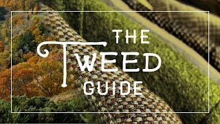 Tweed Guide -  How To Wear Harris Tweeds, Donegal, Cheviot, Saxony...