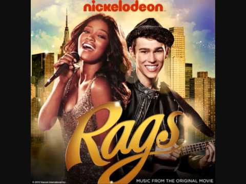 Rags Cast Feat. Keke Palmer & Max Schneider - Me and you against the world