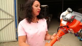Мотокоса Oleo-Mac Sparta 25 от компании ПКФ «Электромотор» - видео 1