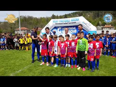 Challenge Cup Tryavna 2018 Festivitate