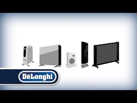 De'Longhi Calefacción Portátil - Encuentra tu sistema de calefacción ideal | De'Longhi España