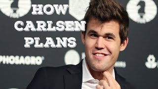 How Magnus Carlsen Plans His Chess Moves