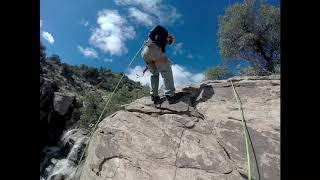 Overcoming The Terror Barrier In The Rincon Mountains, AZ