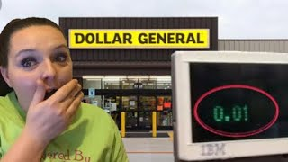 In Store Penny Shopping List For Dollar General 9/25/18