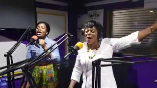 FULL VIDEO: Piesie Esther Live Worship From Top 103.1 Fm.