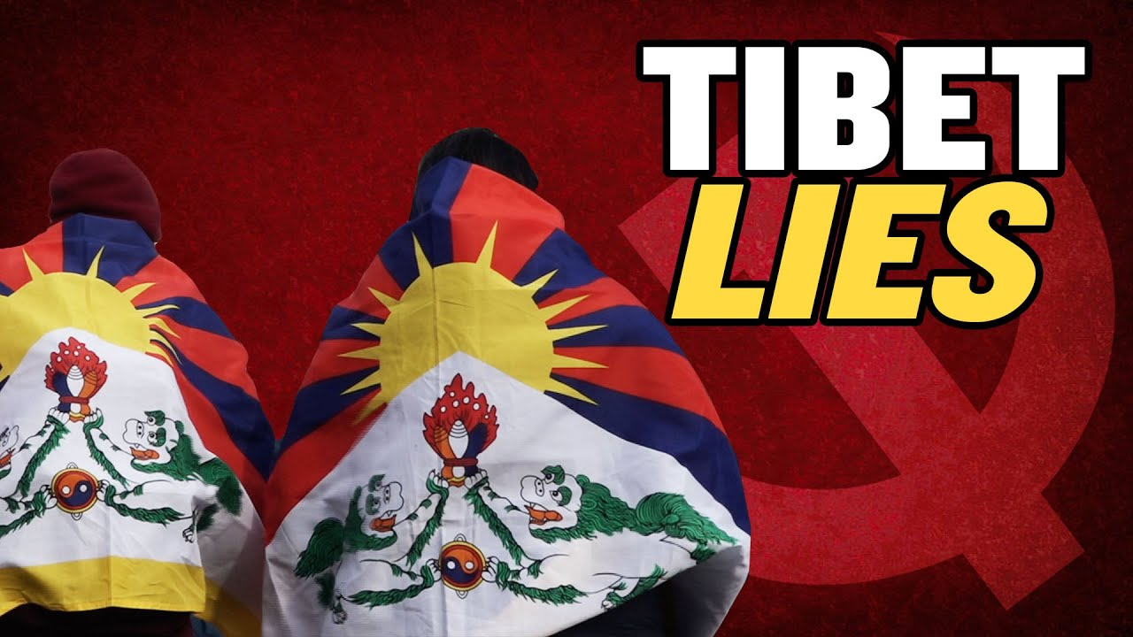 "China Pushes ""Happy Tibet"" Propaganda in US Libraries thumbnail"