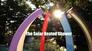 FORMIDRA SOLAR SHOWER BY FOUNTSCAPE