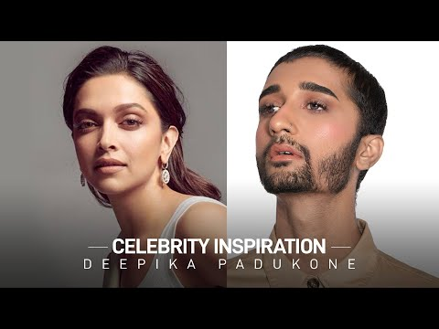 Celebrity Inspired Makeup | Deepika Padukone's Makeup Look| Celebrity Makeup | MyGlamm