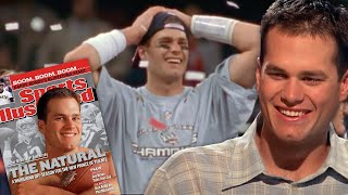 """""""My favorite ring? The next one,"""" 2002 Tom Brady Reflects on First Super Bowl Win"""