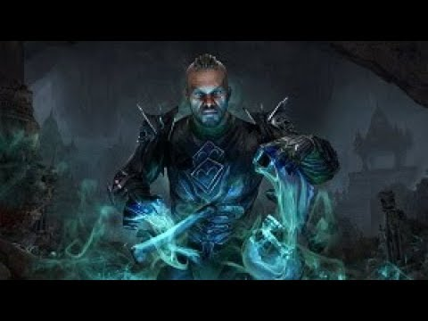 Elder Scrolls Online 2019: Elsweyr Chapter, Necromancer