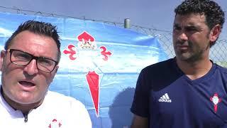 A Grotta la Clinic Fundaciòn del club spagnolo Celta Vigo: calcio e solidarietà