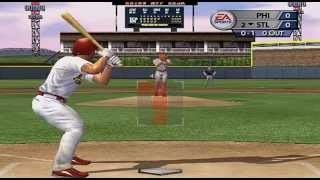 A Look Back At: MVP Baseball 2005 - Gameplay