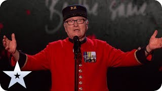 Colin Thackery melts our heart with 'Love Changes Everything'   The Final   BGT 2019