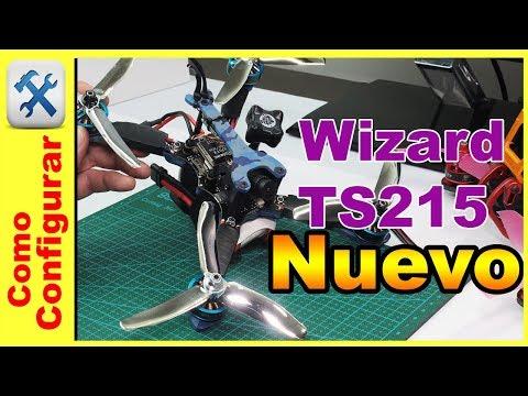 análisis-eachine-wizard-ts215-español-unboxing-y-ficha-técnica