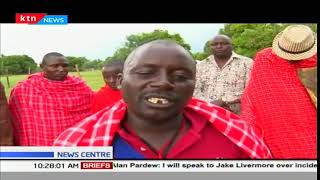 The Maasai community want the Jubilee government to consider them in the CS position