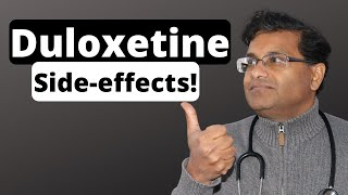 Duloxetine (Cymbalta) side effects: 16 TIPS to AVOID side effects!