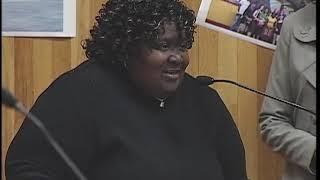 Black History Month Celebration (Oratorical Revue) - February 24, 2009