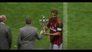 AC Milan | Newcastle-Milan Glorie Highlights