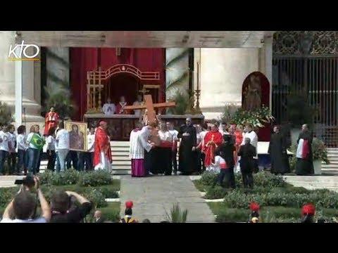 Angelus du 13 avril 2014