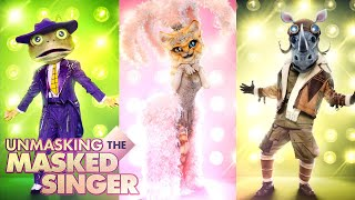 The Masked Singer Season 3: NEW Costumes, NEW Clues and NEW Rules!
