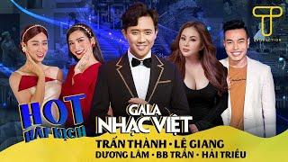 HOT Hài Kịch 2020: Trấn Thành, Lê Giang, Dương Lâm, BB Trần, Hải Triều | Gala Nhạc Việt Playlist