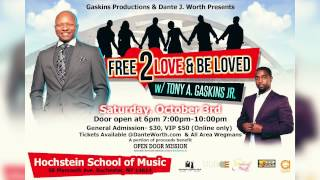 Celebrity Life Coach Tony Gaskins and Life Coach Dante Worth team up