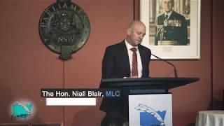 The Hon. Niall Blair - 2017 Farm Writers' Christmas Lunch Address