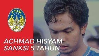 Sanksi Berat untuk Achmad Hisyam Tolle karena Aksi Brutal saat Kalah Melawan Persis Solo
