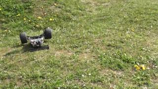 preview picture of video 'Reely Rockhard Brushless.wmv'