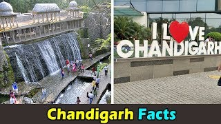 Unknown Facts about Chandigarh City