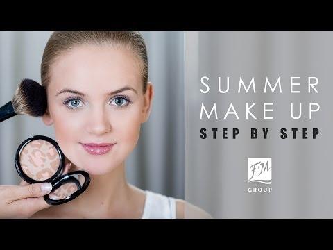 Quick summer make up
