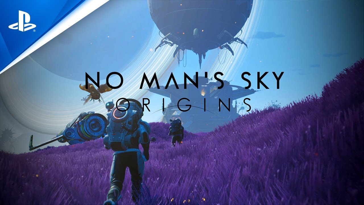 "Announcing ""Origins"", the latest update for No Man's Sky"