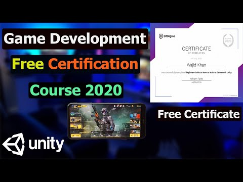 Game Development Free Certification Course - YouTube