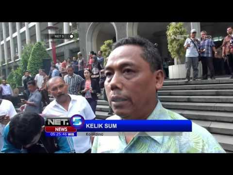 Pegawai UGM Tuntut Tunjangan Pegawai Di Yogyakarta - NET5